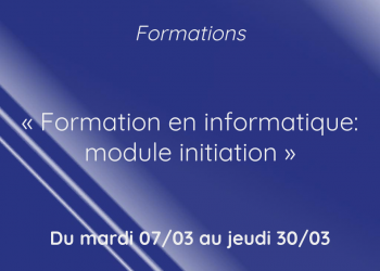 Formation _maintenance informatique_