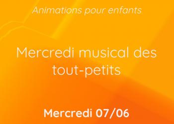 mercredi musical des tout-petits 0706